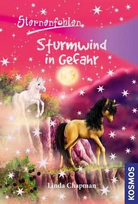 Sternenfohlen 15 - Sturmwind in Gefahr - Audio CD