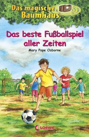 Das magische Baumhaus - Bd. 50 - Das beste Fußballspiel aller Zeiten