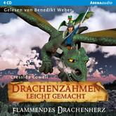 Drachenzähmen leicht gemacht (8). Flammendes Drachenherz CD