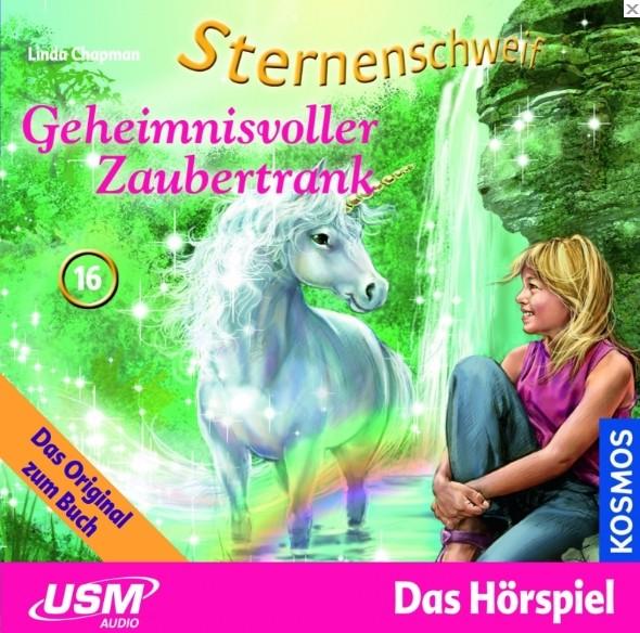 Sternenschweif CD 16 - Geheimnissvoller Zaubertrank