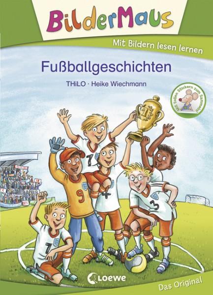 Bildermaus Fußballgeschichten