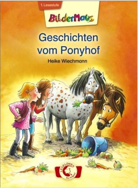 Bildermaus Geschichten vom Ponyhof