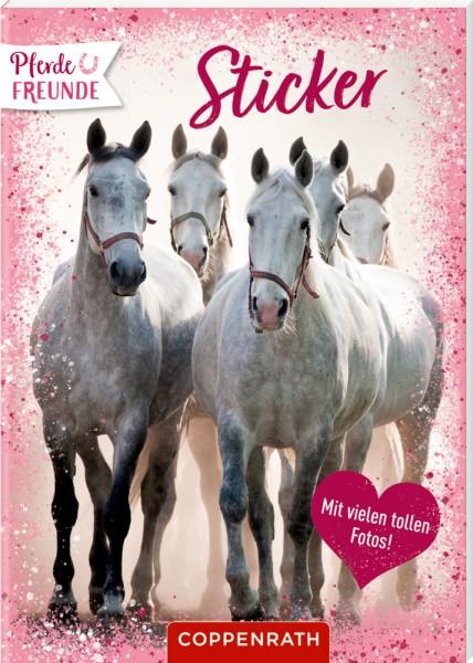 Pferdefreunde - Sticker
