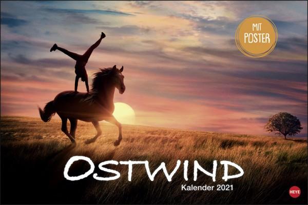Ostwind Broschurkalender XL 2021
