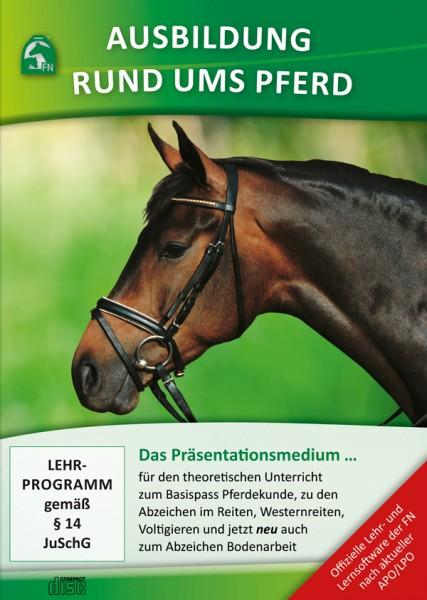 Ausbildung rund ums Pferd (CD-ROM)