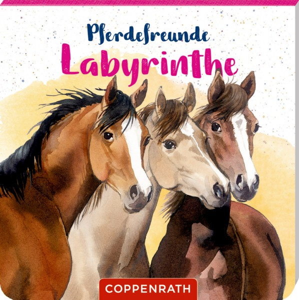 Pferdefreunde Labyrinthe