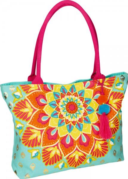 Canvas-Shopper I love India