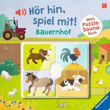 Hör hin, spiel mit! - Bauernhof