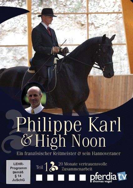 Philippe Karl und High Noon DVD