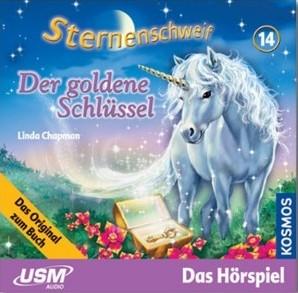 Sternenschweif CD 14 - Der goldene Schlüssel