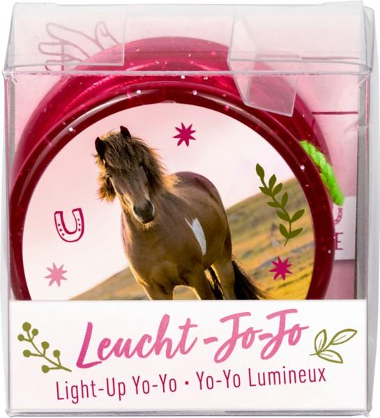 Leucht Jo-Jo Pferdefreunde