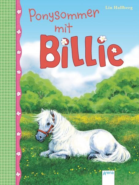 Ponysommer mit Billie (5)