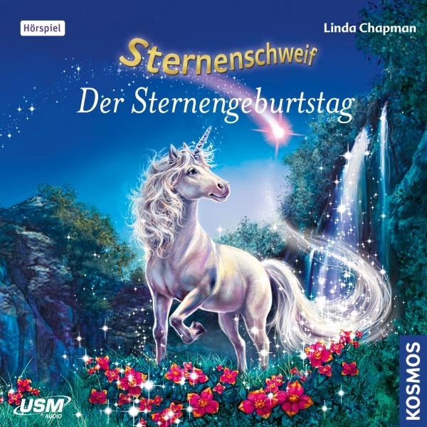 Sternenschweif, 43, Der Sternengeburtstag - Audio-CD