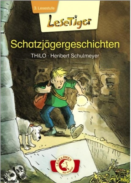 Lesetiger Schatzjägergeschichten