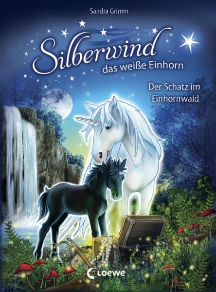 Silberwind Bd. 8 - Der Schatz im Einhornwald