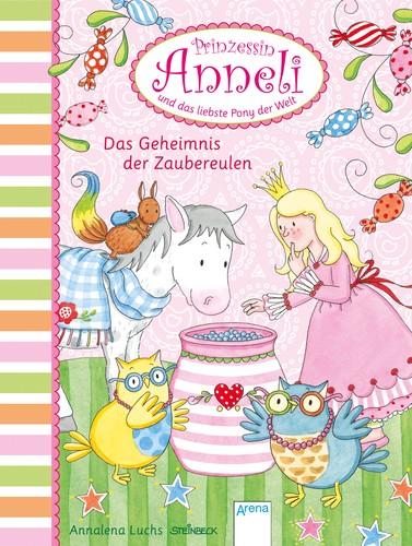 Prinzessin Anneli und das liebste Pony der Welt Bd. 4