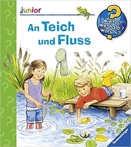 An Teich und Fluss www junior