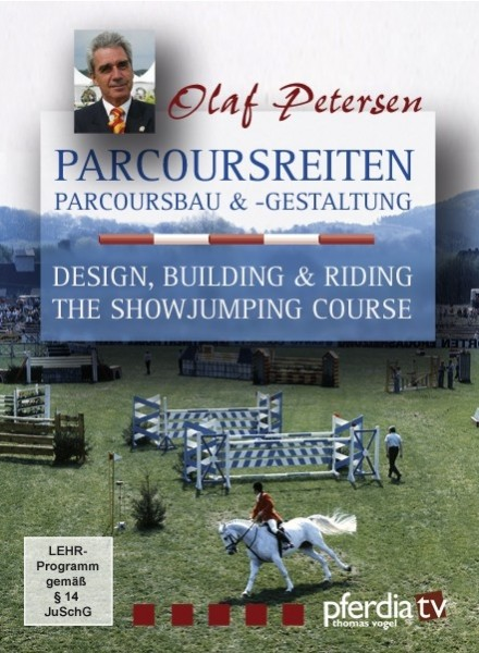 DVD Parcoursreiten, Parcoursbau und Gestaltung