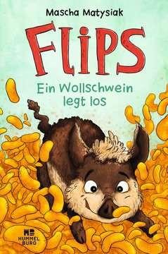 Flips - Ein Wollschwein legt los