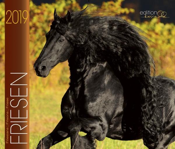 Prächtige Friesen 2019 Boiselle