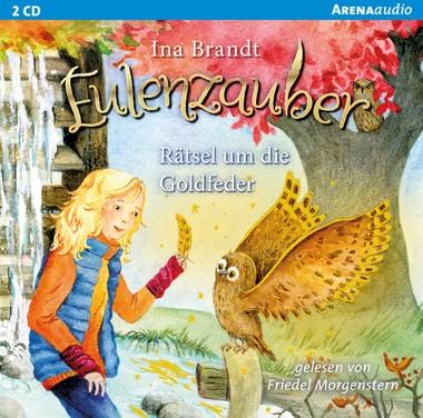 CD Eulenzauber (5). Rätsel um die Goldfeder