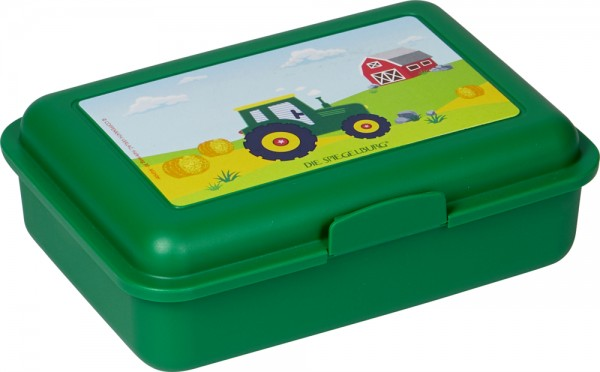 Butterbrotdose Traktor