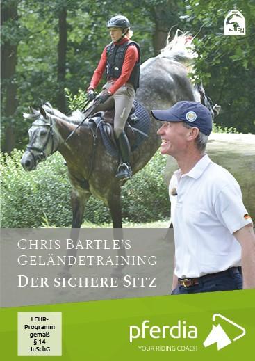 Chris Bartle´s Geländetraining Der sichere Sitz DVD
