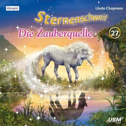 Sternenschweif - Die Zauberquelle, Audio-CD BD 27
