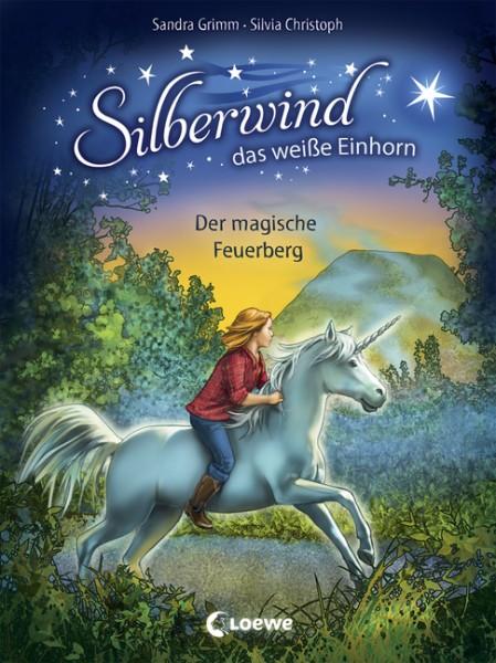 Silberwind (2) - der magische Feuerberg
