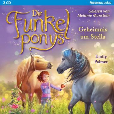 Die Funkelponys (2) - Geheimnis um Stella CD