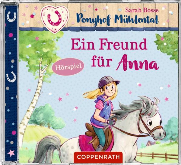 Ponyhof Mühlental-Ein Freund für Anna CD