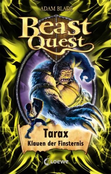 Beast Quest Bd. 21 Tarax, Klauen d. Finsternis