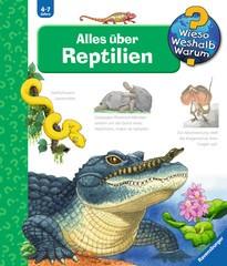 Alles über Reptilien Wieso? Weshalb? Warum?
