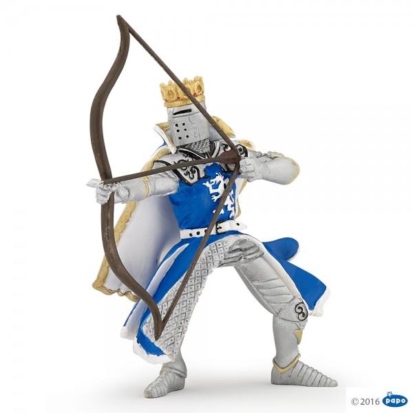 Drachenkönig mit Bogen