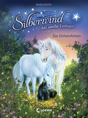 Silberwind - Das Einhornfohlen