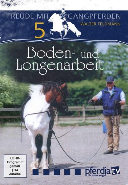 Boden- und Longenarbeit Feldmann DVD Teil 5