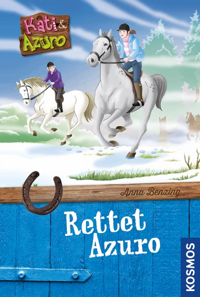 Kati und Azuro 1: Rettet Azuro