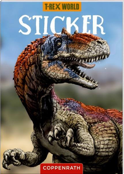 T-Rex-World-Sticker