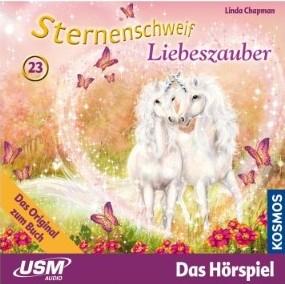 CD Sternenschweif 23 Liebeszauber