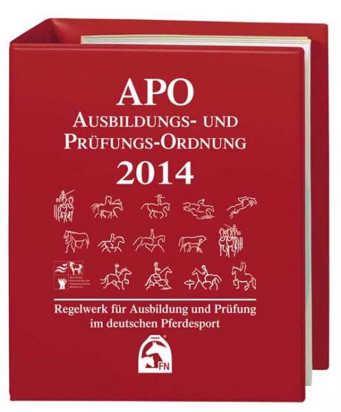 Ausbildungs-Prüfungs-Ordnung 2014 (APO)
