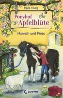 Ponyhof Apfelblüte, Band 4 Hannah und Pinto