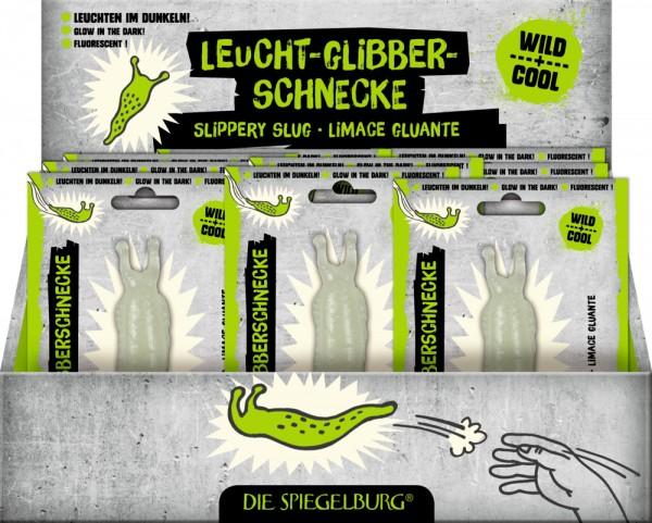 Leucht-Glibberschnecke Wild + Cool