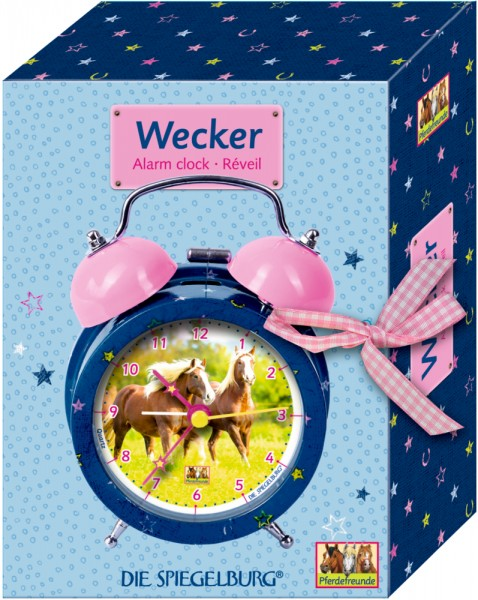 Wecker Pferdefreunde (NEU)