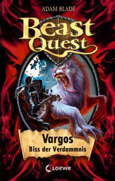 Beast Quest Bd. 22 Vargos, Verdammnis