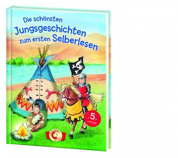 Leselöwen – Das Original: Die schönsten Jungsgeschichten zum ersten Selberlesen
