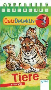 QuizDetektiv. Tiere