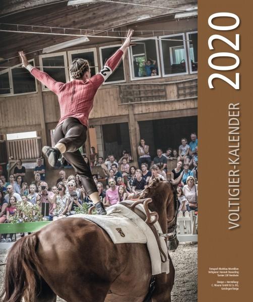 Voltigier-Kalender 2020