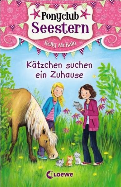 Ponyclub Seestern Bd. 2 Kätzchen Zuhause