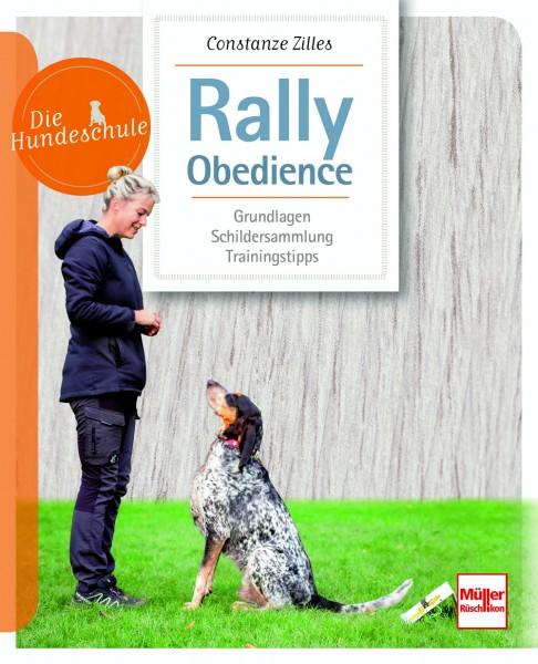 Rally Obedience - Grundlagen, Schildersammlung, Trainingstipps