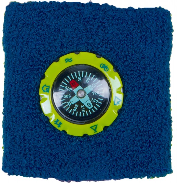 Kompass-Schweißband NatureZoom
